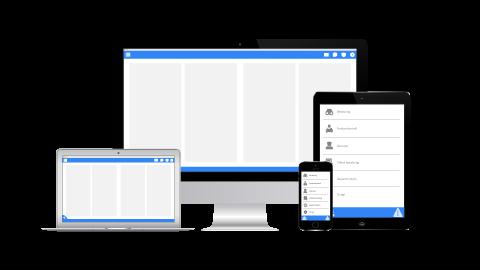 Rapporteringsprogram datorprogram för väktare Mac Windows, Ipad